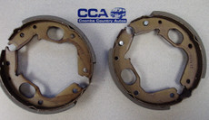 L400 Emergency Brake Shoes (Parking brake shoes)