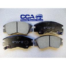 L300/Pajero front brake pads (aftermarket)