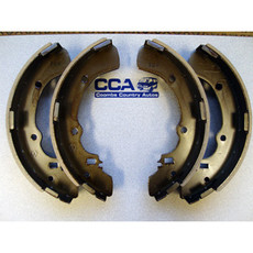 L300 rear brake shoes (Aftermarket brand)