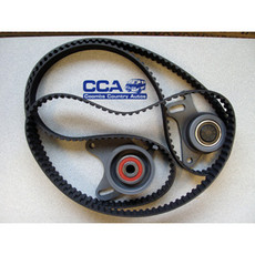 4D56 Timing belt, balance belt and tensioners (up to 93)