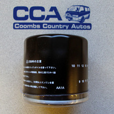 Pajero Junior Oil Filter (Genuine Mitsubishi)