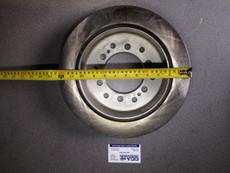 42431-60200 Toyota Landcruiser Prado Rear Brake Rotor