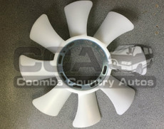 4M40 Front Engine Cooling Fan