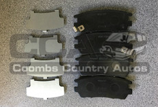 L400/Pajero Rear Brake Pads OEM