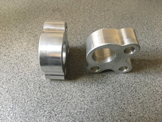 L300 / L400 front upper ball joint spacers (2 req'd per vehicle)