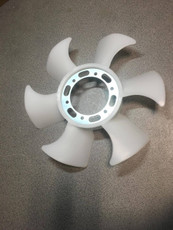 Pajero Jr. Engine Cooling Fan