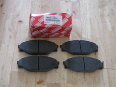 Toyota Hiace Front Brake Pads
