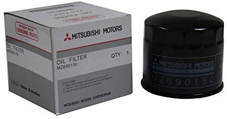 Genuine Mitsubishi oil filter for 3.0L V6 gasoline engine