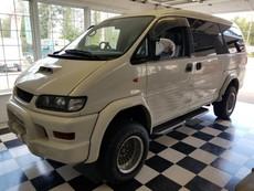 Mitsubishi Delica  #PF8W-0565 - SOLD