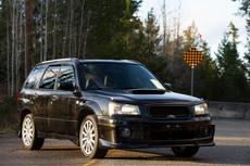 2002 Subaru Forester Cross Sports  #SG5-9115