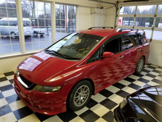 Honda Odyssey Absolute 4WD - #RB2-3804