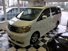 Toyota Alphard G - #ANH10-3764