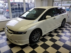 Honda Odyssey Absolute 2WD - RB1-0245