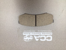 Toyota rear Brake Pads - Land Cruiser (and others)