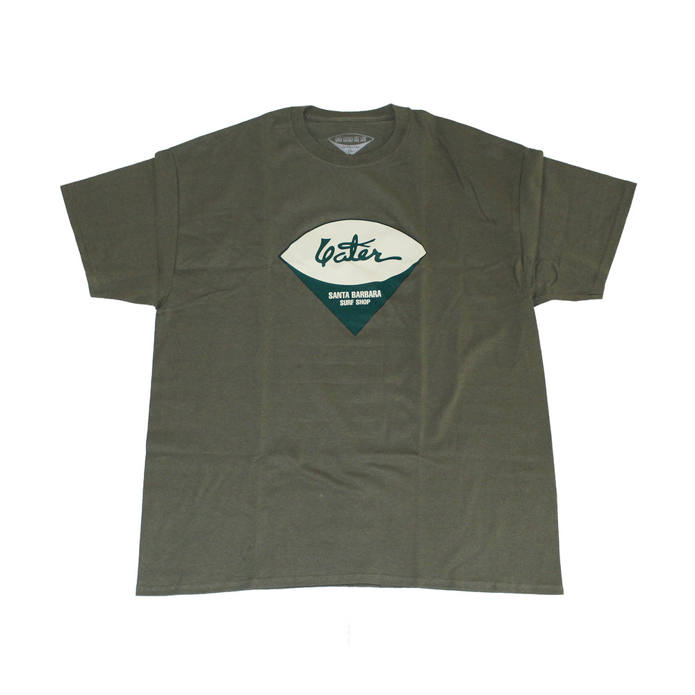 Yater Apocalypse T-shirt - Army Green 703b851d9ab