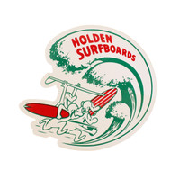 Holden Surfboard Sticker