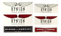 Hynson Stickers