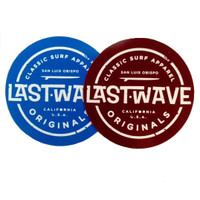 Last Wave Originals Sticker