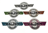 Walden Stickers