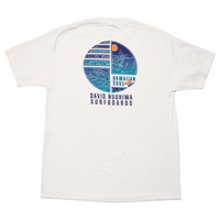 David Nuuhiwa Hawaiian Soul T-Shirt - White