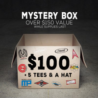 Mystery Box - Limited Time