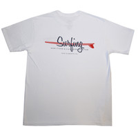 Surfing Heritage T-shirt - White