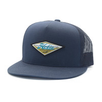 Hobie Diamond Mesh Back Hat - Navy