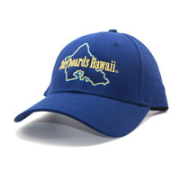Surfboards Hawaii Island Hat - Royal Blue