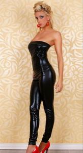 SEXY GOGO Black Fashion Clubwear