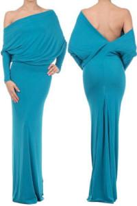 Light Convertible Multiway Jersey Maxi Dress