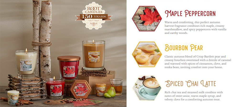 The A  I  Root Company - American Made Candles Since 1869 © 2018