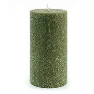 Timberline™ Pillar 3 X 6 Unscented Dark Olive
