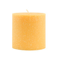 Timberline Pillar 3 X 3 Unscented Mandarin
