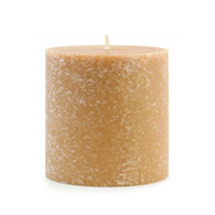 Timberline Pillar 3 X 3 Unscented Beeswax