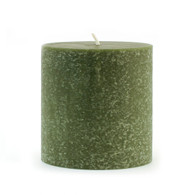 Timberline Pillar 3 X 3 Unscented Dark Olive