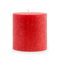 Timberline Pillar 3 X 3 Unscented Red