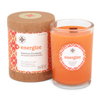 Seeking Balance® 6.5 oz Original Spa Candle Rosemary Eucalyptus Energize