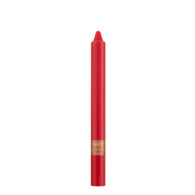 "Smooth 9"" Arista™ Red Single Candle"