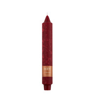 "9"" Timberline™ Collenette Garnet Single Candle"