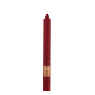 "9"" Timberline™ Arista™ Garnet Single Candle"