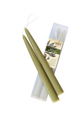"9"" Bayberry Scented Tapers 2 Pack"