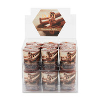 Cinnamon Spice 20 Hour Beeswax Blend Box of 18 Votives