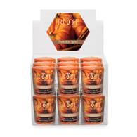 Pumpkin Spice 20 Hour Beeswax Blend Box of 18 Votives