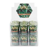 Hosta 20 Hour Beeswax Blend Box of 18 Votives