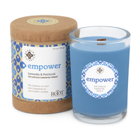 Seeking Balance® 6.5 oz Original Spa Candle Lavandin & Patchouli Empower