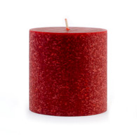 Timberline Pillar 3 X 3 Unscented Garnet
