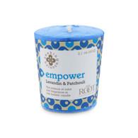 Seeking Balance® 20 Hour Votive Lavandin & Patchouli Empower