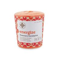 Seeking Balance® 20 Hour Votive Rosemary Eucalyptus Energize