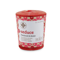 Seeking Balance® 20 Hour Spa Votive Patchouli & Anise  Seduce
