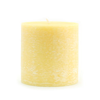 Timberline™ Pillar 3 X 3 Unscented Yellow